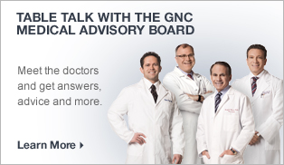 GNC Medical Advisory Board