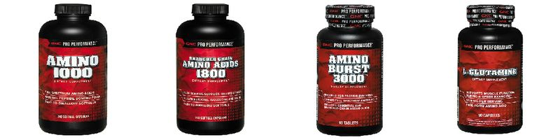 Pro-Performance-Amino-Acid-line
