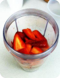 Smoothie-Strawberry