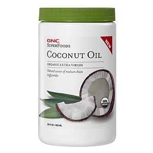 GNC SuperFoods Coconut Oil