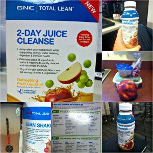 Running Diary Gnc Total Lean 2 Day Juice Cleanse Day 2